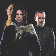 The Cult's Alive in the Hidden City Tour Lands at the Aztec Tuesday