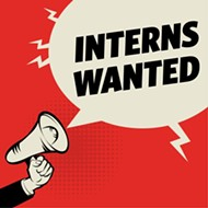 Come Intern with Us!