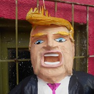 "The Krayolas Debut Candidate-Bashing ""Piñata Trump"""