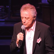 Frankie Valli Serenades the Majestic Wednesday