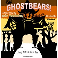 The Overtime Hosts World Premiere of Spooky Gay Comedy 'Ghostbears'