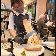 Brasserie Mon Chou Chou's take on classic French dining is both contemporary and commendable