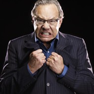 Lewis Black: America's Angriest Voice of Reason