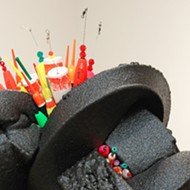 Unusual Suspects at Play in Artist Buster Graybill's Sala Diaz Show 'Recreational Modernism'