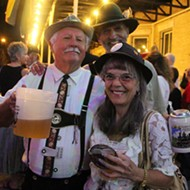 Oktoberfest Celebrations Are Here
