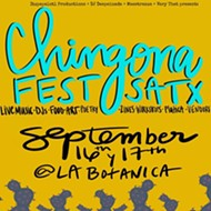 Celebrate San Anto's Chingonas at La Botanica This Weekend