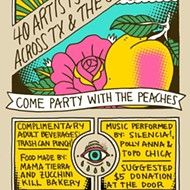 40+ Female Artists Come Together for Sweet Peach Collective's Saturday Showcase