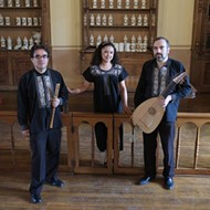 Go for Baroque on Wednesday with Mexico's Los Tonos Humanos
