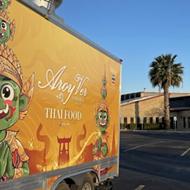 New food truck Aroy Ver offering Thai street food in Northwest San Antonio