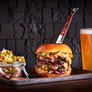 Third annual San Antonio Burger Week serves up specialty burgers to support the SA Food Bank