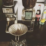Learn All The Ins and Outs of Coffee During Brown Coffee's Pourlab
