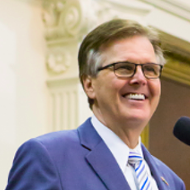 COVID-19 has killed 40,000 Texans, and Dan Patrick is worked up over the 'Star-Spangled Banner'