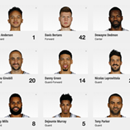 The Spurs' 2016-17 Roster Is Now Set