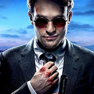 'Daredevil' star Charlie Cox explains when he feels most like George Clooney