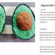 You Can Now Soak In Avocado Bath Bombs