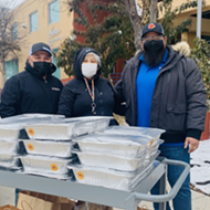 San Antonio restaurants, public figures stepped up this weekend to feed locals affected by winter storm