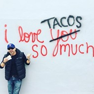 "San Antonio Taco Wall Vandalized with ""Grab Her By the Pussy"""