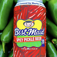 Texas-based Martin House Brewing Co. launching Best Maid Spicy Pickle Beer this week