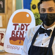 Vegan sloppy Joe concept Tidy Ben's holding Wednesday soft opening for Sloperia in Southtown