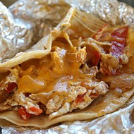 Worshipping Breakfast Tacos at Tony's Tacos To Go