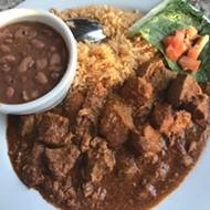 San Antonio 100: Spicy Puntas de Puerco at Paloma Blanca