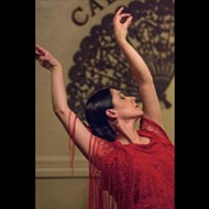 La Morena celebrates 20 years of flamenco dance at Carmens de la Calle