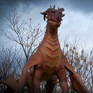 San Antonio Zoo brings fantasy to life with new Dragon Forest attraction