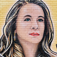 San Antonio's mural celebrating Spurs assistant coach Becky Hammon has been painted over