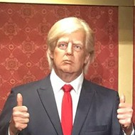 Tussaud's Waxworks in San Antonio removes Trump figure because people keep punching it