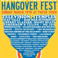 Burger Hangover Fest V Announces Final Lineup
