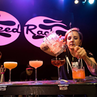 5 SA Bartenders Will Compete in Next Week's Speed Rack