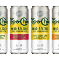 Topo Chico hard seltzers will hit Texas shelves this month —just in time for poolside sipping