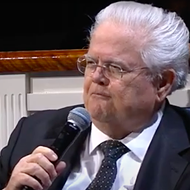 Assclown Alert: Pastor John Hagee said Jesus is the 'true vaccine,' but he got a shot in the arm anyway