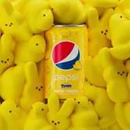 Pepsi releases Peeps-flavored marshmallow cola in latest WTF food news