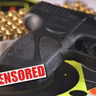 Texas Republican lawmakers brought in as spokesmen for new handgun-slash-male sex toy