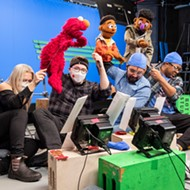 Puppeteer and UTSA senior Bradley Freeman Jr. joins Sesame Workshop's new initiative on race