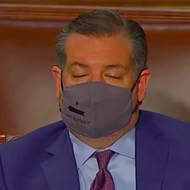 Ted Cruz falls asleep during presidential address, and Julián Castro can't resist jabbing him for it