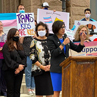 Bill banning transgender students from playing sports fizzles out in Texas House committee