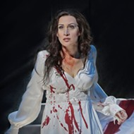 Opera returns to the Tobin Center this weekend with blood-soaked tragedy <i>Lucia di Lammermoor</i>