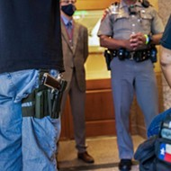 Permitless carry of a handgun in Texas nearly law, after Senate OKs bill
