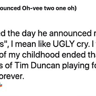 The Spurs' Tim Duncan is now a Hall of Famer, and San Antonio Twitter is here for it