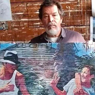 San Antonio Chicano artist Adan Hernandez, known for paintings in <I>Blood In Blood Out</I>, has died