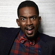 Comedian Bill Bellamy is bringing the laughs to San Antonio's LOL Comedy Club this weekend