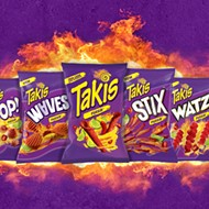 New spicy Takis snacks, including potato chips and popcorn, now available in San Antonio