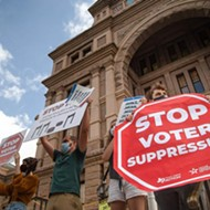 Texas lawmakers poised to pass sweeping voting bill to restrict voting hours and change election rules