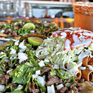 San Antonio taco truck La Maceta Tapatio officially takes over kitchen at Northside music venue Picks Bar