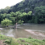 Following heavy San Antonio-area rains, officials warn that tubing the Guadalupe River is dangerous