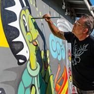 San Antonio artist Robert Tatum unveils new mural at Southtown's Tandem coffee shop