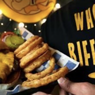 San Antonio staple Biff Buzby's Burgers will offer quarter-pounders for $2.22 on Saturday