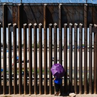 Gov. Greg Abbott is using a disaster declaration to help fund a border wall. Democrats say it's an overreach of executive powers.